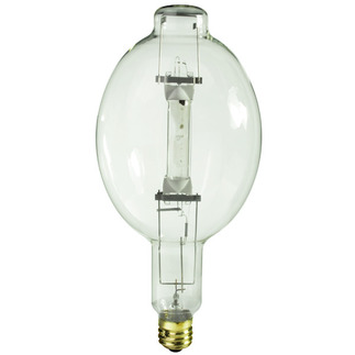 1000 Watt - BT56 - Metal Halide - Unprotected Arc Tube - 4000K - ANSI M47/S - Universal Burn - M1000/U - Sylvania 64468 BT56 Metal Halide