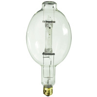 1000 Watt - BT56 - Metal Halide - Unprotected Arc Tube - 4000K - ANSI M47/S - Mogul Base - Universal Burn - MVR1000/U - GE 41826