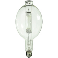 1000 Watt - BT56 - Metal Halide - Unprotected Arc Tube - 4200K - ANSI M47/E - Mogul Base - Universal Burn - MH1000/BT56/U/4K - Plusrite 1029