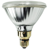 70 Watt - PAR38 Flood - Pulse Start - Metal Halide - Protected Arc Tube - 3000K - ANSI M143/M98/O - Medium Base - Universal Burn - CMH70/PAR38FL/ECO - GE 45677