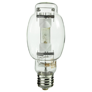 400 Watt - BT28 - Metal Halide - Reduced Envelope - Unprotected Arc Tube - 4200K - ANSI M59/E - Universal Burn - M400X/U/BT28 - EYE 50298 BT28 Reduced Envelope Metal Halide