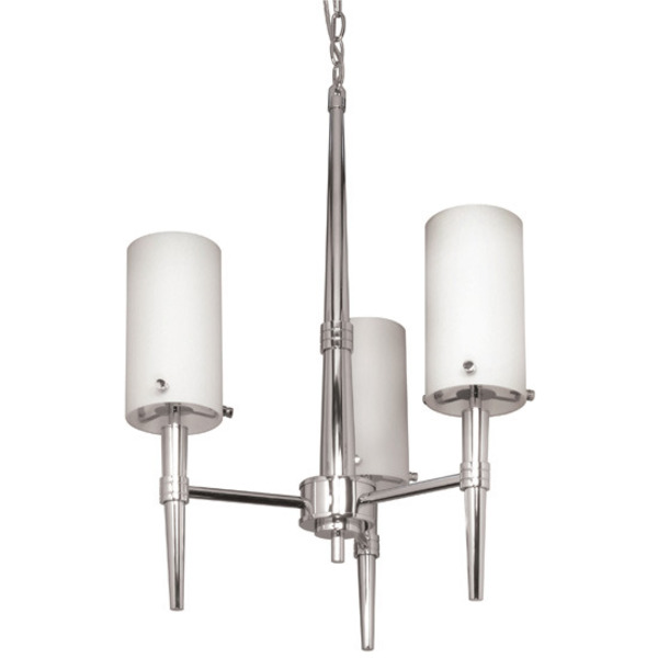 Nuvo 60-1067 - (3 Light) Chandelier Image
