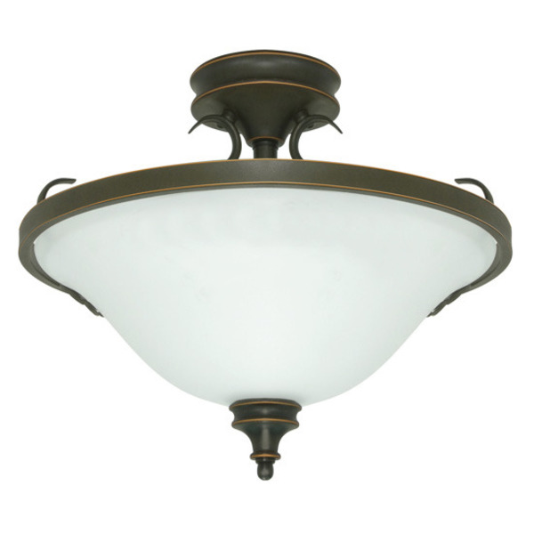 Nuvo 60-1102 - (3 Light) Ceiling Fixture Image