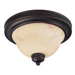 Nuvo 60-1407 - (2 Light) Ceiling Fixture Image