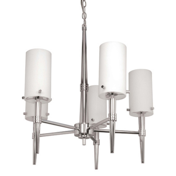 Nuvo 60-3865 (5 CFL) Chandelier Image