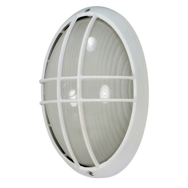 Nuvo 60-572 - Oval Cage Bulk Head Image