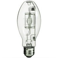 150 Watt - EDX17 - Pulse Start - Metal Halide - Protected Arc Tube - 3200K - ANSI M102/O - Medium Base - Universal Burn - MP 150W/U/UVG/PS/3K - TCP 46152