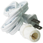 5/8 in. - Rope Light Power Cord and Connector Image