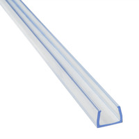 5/8 in. - Rope Light Channel Raceway - Length 3 ft. - FlexTec IU8