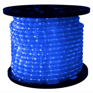 1/2 in. - High Output - LED - Blue - Rope Light