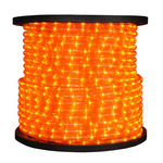 1/2 in. - 12 Volt - Amber - Rope Light Image