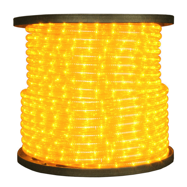 3/8 in. - 12 Volt - Yellow - Rope Light Image