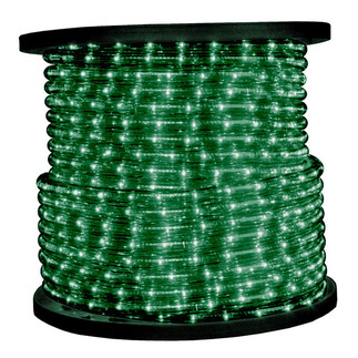 Green Rope Light - 12 Volt - 150 ft. Spool