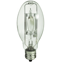 Venture 12445 - 400 Watt - ED28 - Pulse Start - Metal Halide - Protected Arc Tube - 4000K - Mogul Base - ANSI M135/M155/O - Vertical Burn - MP400W/V/ED28/UVS/PS/740
