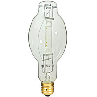 750 Watt - BT37 - SUPER METALARC - Pulse Start - Metal Halide - Unprotected Arc Tube - 4000K - ANSI M149/E - Mogul Base - Base Up Burn - MS750/PS/BU-HOR/BT37 - SYLVANIA 64787