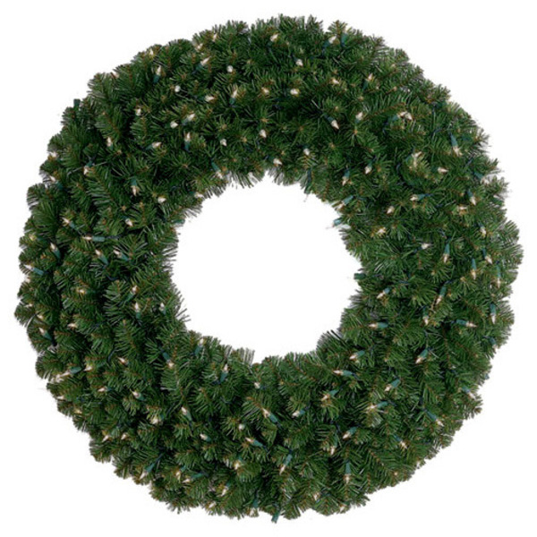 Christmas Wreath - Deluxe Oregon Fir Image