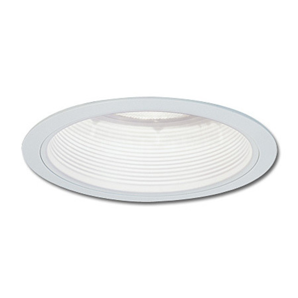 4 in. - Stepped White Baffle - PLT PS40 Image