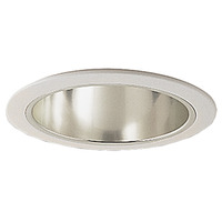 6 in. - Chrome Cone Reflector Trim - Nora NTA-97