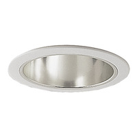 6 in. - Chrome Cone Reflector Trim - PLT PTA97
