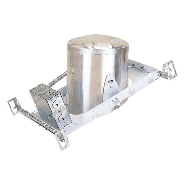 6 in. - 75 Watt Max. - Sloped Ceiling Remodel Line Voltage Housing Image