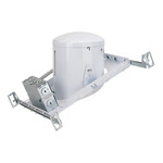 6 in. - 26-42 Watt - Sloped Ceiling New Construction CFL Housing Image