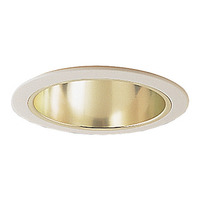 Nora NTA-96 - 6 in. - Gold Cone Reflector Trim
