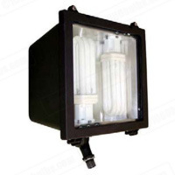 64 Watt - Compact Fluorescent Flood Light Fixture Image