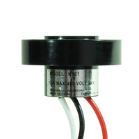 Photocell Receptacle Only - LED Compatible - Locking-Type Photo Control Accessory - 105-480 Volt - Intermatic K121