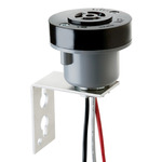 Photo Control Receptacle and Pole Bracket Adapter Image