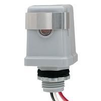 Thermal Type Photocell - Stem Mounting - Dusk-to-Dawn - 120 Volt - Intermatic K4121C