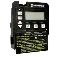 Intermatic P1353ME - Pool-Spa I-Wave Timer Mechanism - 3 Circuit Clock - Mechanism Only