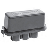 Pool-Spa Junction Box - 2 Light Capacity - Water Tight Outdoor Grade Plastic - Intermatic PJB2175