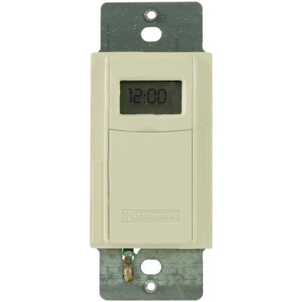 Intermatic ST01AC - In-Wall Timer Image