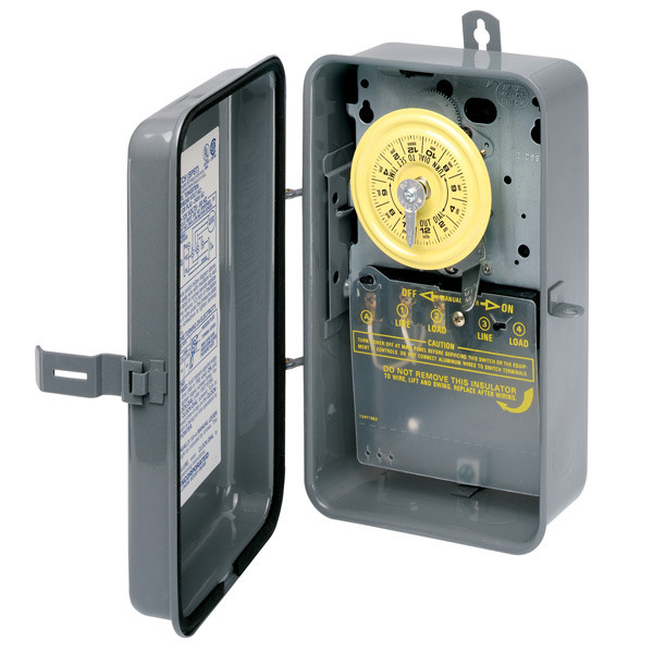 Intermatic T103R - Time Switch Image