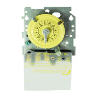 Intermatic T104M - 24 Hr. Mechanical Time Switch Mechanism - Mechanism Only - 208-277 Volt