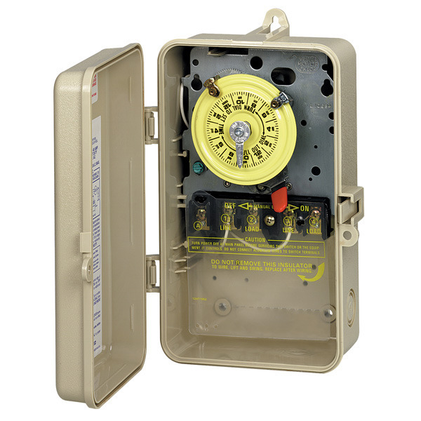 Intermatic T104P3 Time Switch Image