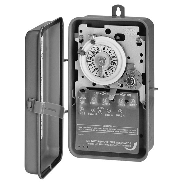 Intermatic T1471BR - Time Switch Image