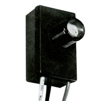 Button Type Photo Control - Fixed Position Mounting - Mechanism Only - LED Compatible - 120 Volt - Precision Multiple A-105