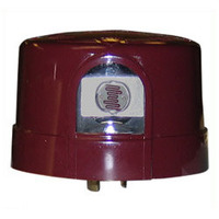 Precision P68275 - Photo Control - LED Compatible - Delayed Response Thermal Series - Locking-Type Mount - 208-277 Volt