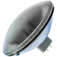 Ushio 1000520 - FFP - 1000 Watt - PAR64 - Narrow Spot - Halogen - Sealed Beam - 800 Life Hours - 330,000 Candlepower - 3150 Kelvin