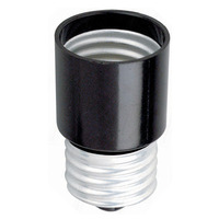 Medium to Medium Phenolic Extender Socket - 1 in. Extension - Satco 92-323
