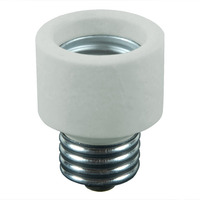 Medium to Medium - Porcelain Extender Socket - 1.25 in. Extension