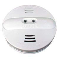 Kidde PI9000 - Smoke Alarm - Dual Sensor - Detects Flaming and Smoldering Fires - Battery Operated