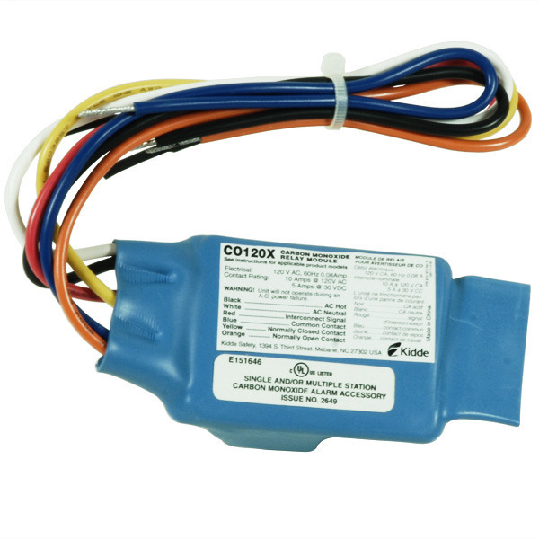 Kidde CO120X - Relay Module Image