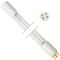 4 Pin - Single Ended - Germicidal Preheated Lamp