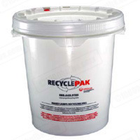 Veolia SUPPLY-040 - 5 Gallon Lamp Ballast Recycling Pail