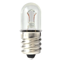 Eiko - 1487 Mini Indicator Lamp - 14 Volt - 0.2 Amp - T3.25 Bulb - Miniature Screw Base - 10 Pack