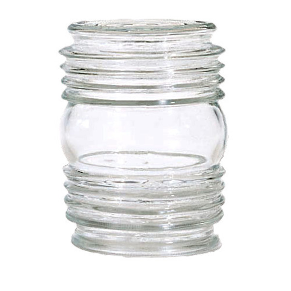 Satco 50114 - Clear Glass Porch Globe Image