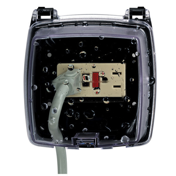 Intermatic WP1020C - Receptacle Cover Image