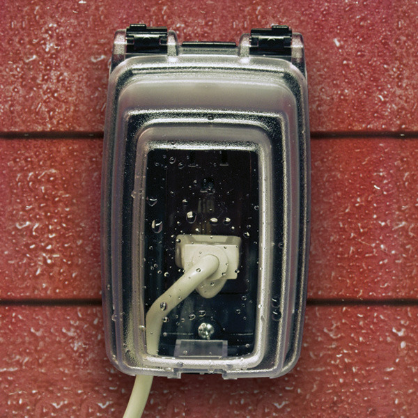 Intermatic WP1010C - Receptacle Cover Image